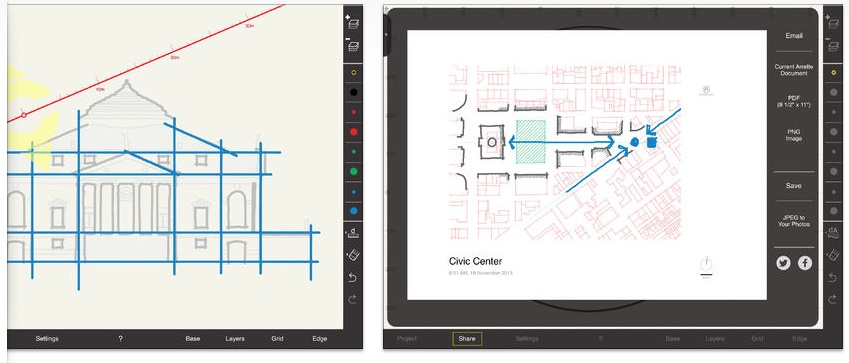 Architecture Drawing Ipad ultimate ipad guide: conceptual drawing apps for architects