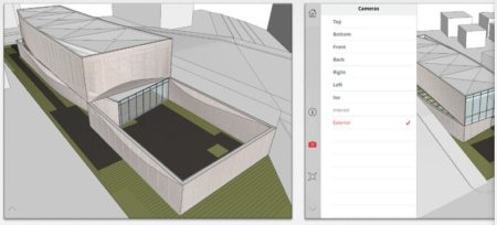 01 - For 2014 SketchUp Mobile Viewer is the new app in this category of modelers, though in all honesty it is not a modeling authoring mobile app.