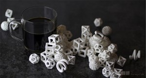 01 - The Sugar Lab was founded by a husband and wife architectural design team in Los Angeles. Their innovative editable sugar-based 3D printing techniques were acquired by 3D Systems.