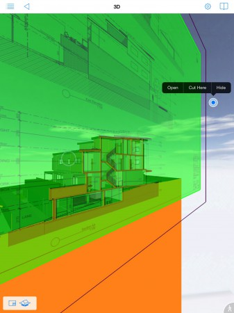 06 - BIMx Doc's most innovative feature is its combination of 2D documents and BIM 3D model views all seamlessly integrated in beautiful animated transitions.