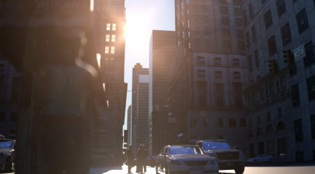 03 - Brigade is aimed at replacing or by-passing both OpenGL and Microsoft's DirectX graphics API technology. It utilizes full a GPU raytracing procedure including geometry to shading—all without pixel shaders or vertex shaders.