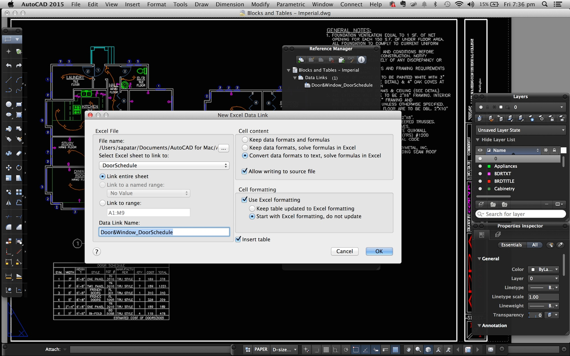 AutoCAD Architecture 2015 mac