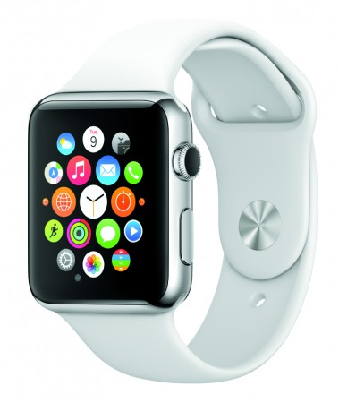 01 - The Apple Watch will not bear on earnings in Apple's next quarter but will surely ship by late April, says CEO Tim Cook. It should have of increasing importance to earnings in the 2nd half of 2015. (image: courtesy Apple Inc. All rights reserved.)