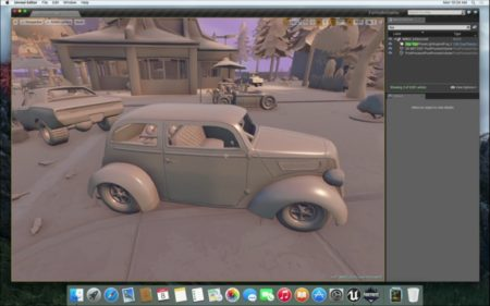 03 - Epic shows off Unreal Engine development using Metal on OS X El Capitan.