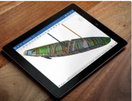 01 - The Increased precision of the iPad Pro's touch screen makes it an ideal platform for Onshape.