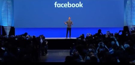 01 - Mark Zuckerberg at F8 conference earlier in April this year. He championed the ideas of openness, connectedness and globalness—all things counter to the xenophobia ramp in countries like the UK, US and elsewhere.