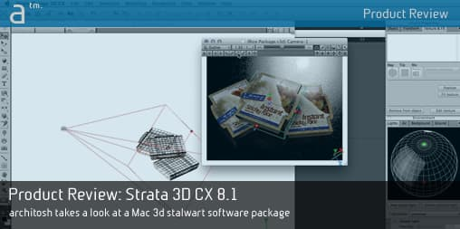 product review strata 3d cx 8 1 architosh