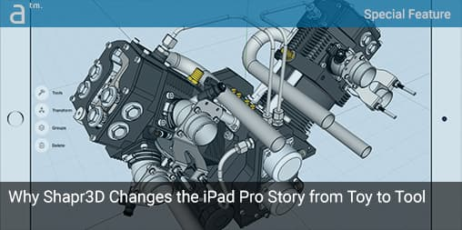 Why Shapr3D Changes the iPad Pro Story From Toy to Tool
