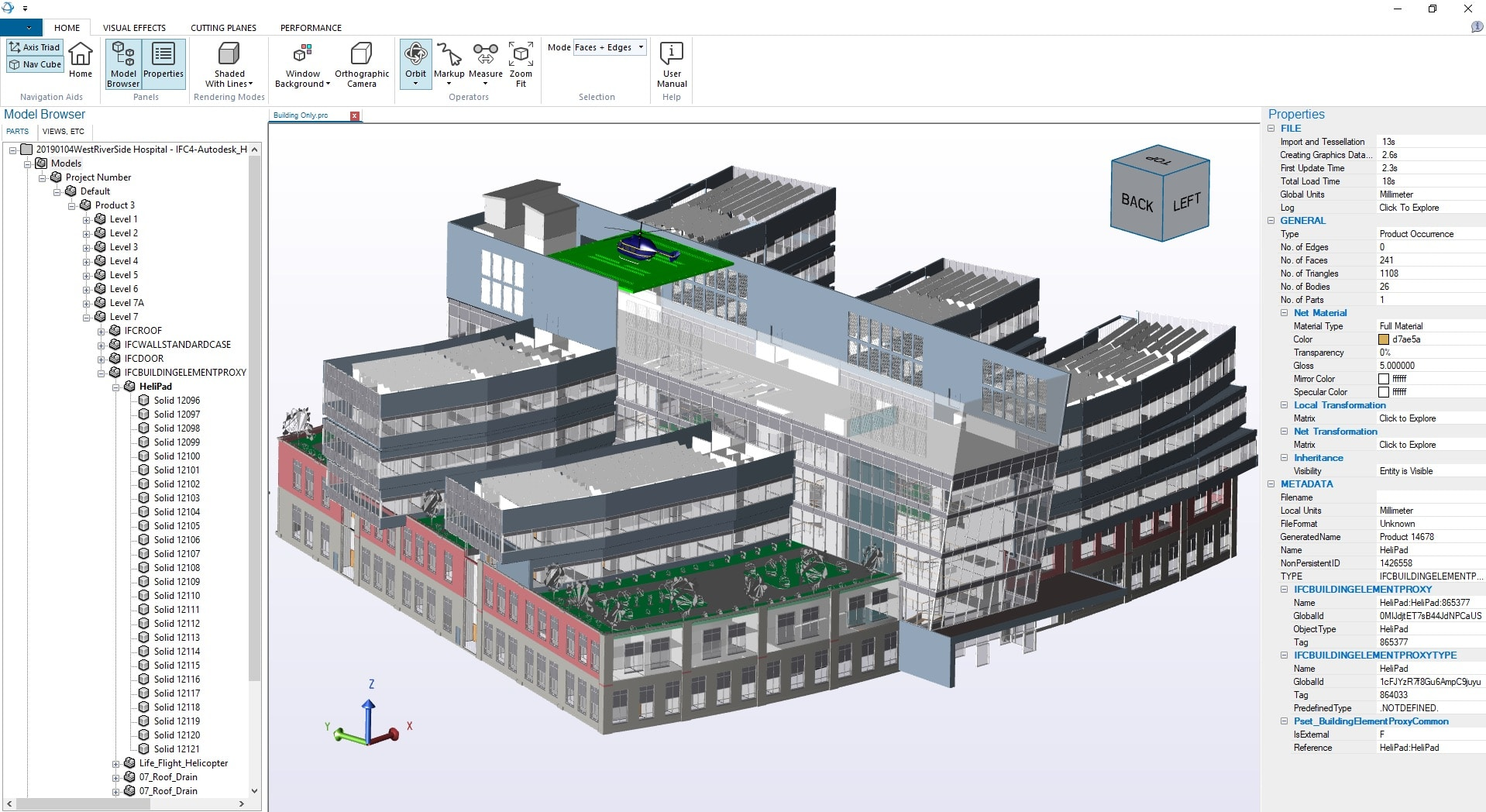 Hoops Exchange 2019 Supports Autodesk Revit For Aec