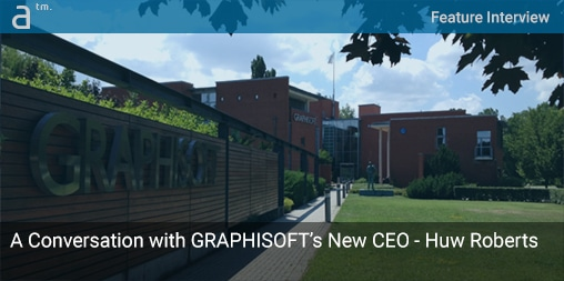 A Conversation with GRAPHISOFT's New CEO—Huw Roberts