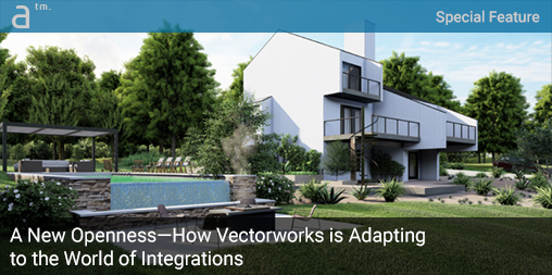 A New Openness—How Vectorworks is Adapting to the World of Integrations